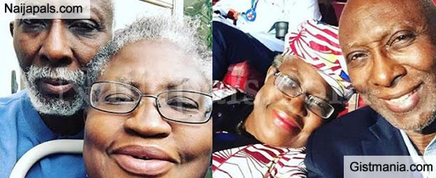 Ex-Minister Of Finance, Ngozi Okonjo-Iweala & husband Celebrates 37th Wedding Anniversary