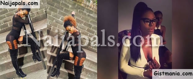 Singer, Niyola Shares Some Super Provocative Photos