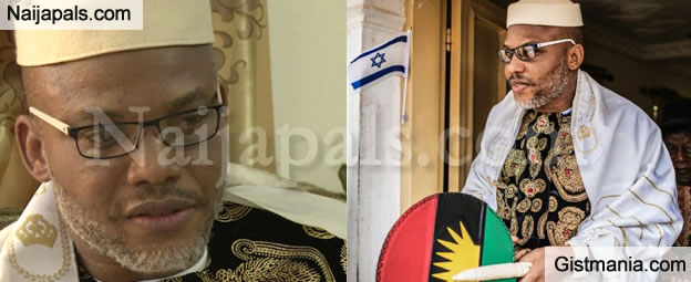 WATCH: Bayelsa Is Not South-South But Biafran - Nnamdi Kanu Says