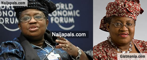 Okonjo-Iweala Exposes Governors Over Excess Crude Oil Account