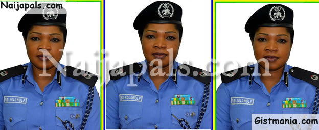 PHOTO: Nigeria Police Gets First Female Force Public Relations Officer