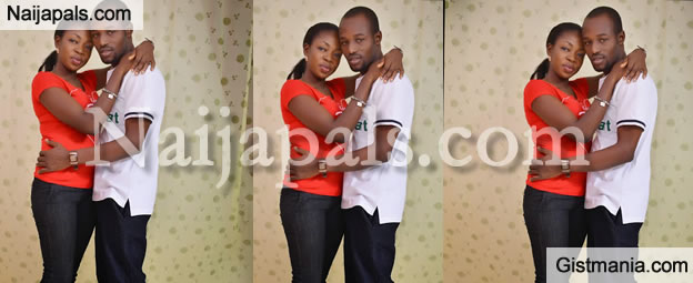PHOTO: Check Out GEJ's Trekker, Oladele John Nihi's Pretty Wife