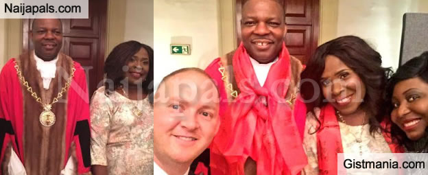 Check Out the First African Mayor of Greenwich, London. See Photos of his Swearing in