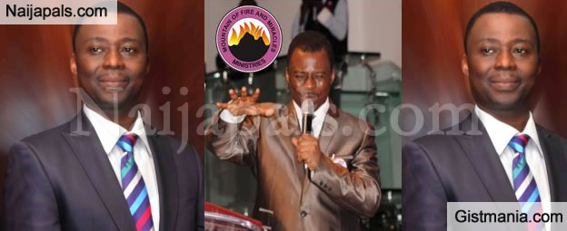 I Got Vision For Mountain Of Fire In My One-Bedroom Apartment - Daniel Olukoya