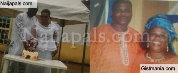 Pastor, Olusegun Taiwo Exposed As Wife Catches Him Secretly Marrying Another Woman In Lagos