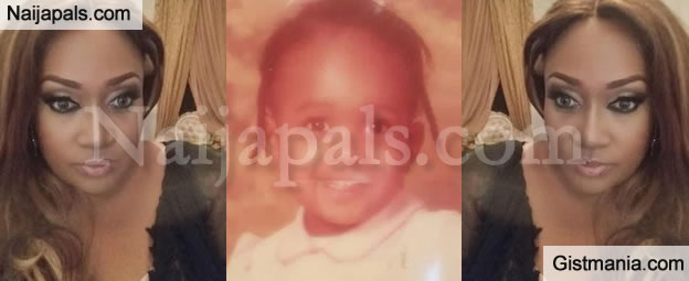 PHOTO: House Of Reps. Member Omosede Igbinedion Shares Adorable Childhood Photo