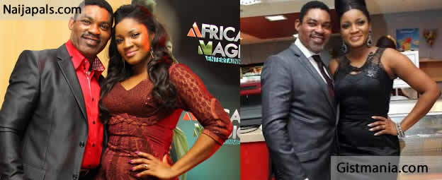 Omotola's Hubby Slept With Me Like He Did To His Wife - Female Fan