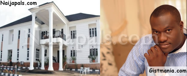 Check Out The Newly Built Mansion By The Ooni Of Ife, Oba Enitan Adeyeye Ogunwusi
