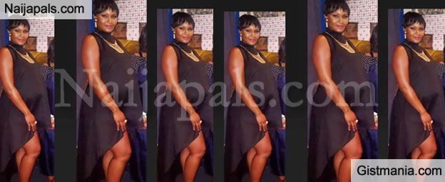 PHOTO: Actress Osas Ighodaro-Ajibade Shows Off Her Growing Baby Bump In New IG Photo