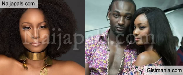 Actress Osas Ighodaro Finally Removes Her Husband's Surname 'Ajibade' From Her Instagram Page