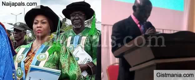Federal University in Otuoke, Bayelsa State Graduates 72 First Class Graduates