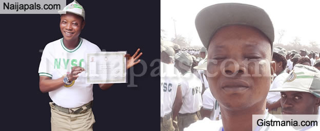 Yoruba Movie Actor, Owolabi Ajasa Completes His NYSC, Shows Off His Certificate (Photo)