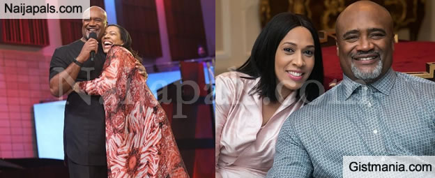 Most Beautiful, Most Graceful And Most Wonderful Person - Paul Adefarasin Gushes Over Wife On Her Birthday