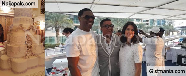 Pastor Fatoyinbo of COZA Church Host Lavish All White Birthday Party on Yacht in Dubai