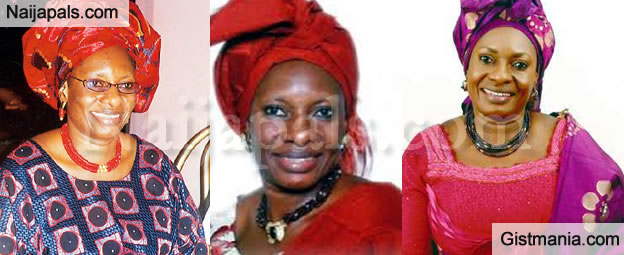 KUNJI!? APC Politician Rejects Ambassadorial Appointment To Take Care Of Her Sick Husband