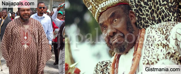 """""""It's Absolutely Wrong For African Man To Kneel Down To Propose To His Woman"""" - Pete Edochie Blows Hot"""