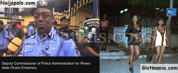 Police 'Blame' Prostitution For 'Port Harcourt Serial Killer' - BBC Pidgin