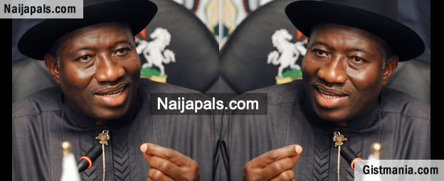 I'll Be A Peace Advocate After Leaving Office - Goodluck Jonathan