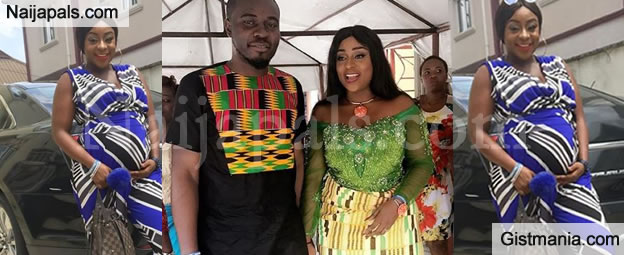 Ini Edo's Look-alike Actress, Queen Wokoma's One Year Old Marriage Hits The Rock