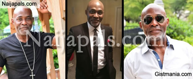 PHOTOS: At 53, Nollywood Legend Richard Mofe Damijo Looks Exta-Cool In Recent Photos Taken While In The USA