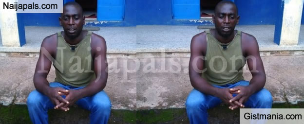How A Randy Burglar Was Caught After Falling In Love With Victim's Daughter In Edo (Photo)
