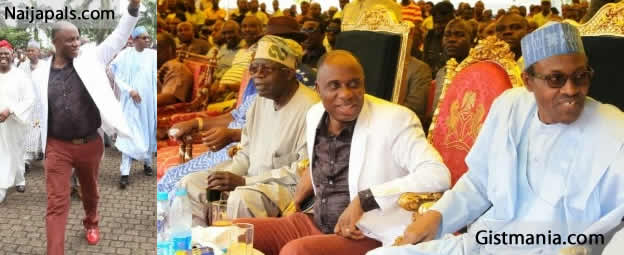 BREAKING: EFCC Begins Probe Of Rotimi Amaechi's Administration