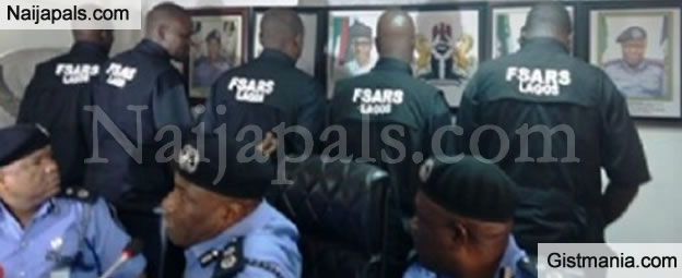 EXPOSED! 32 SARS Operatives Arrested For Robbery & Extortion In Abuja (Photo)