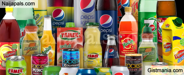 Nigeria Ranks 4th In Soft Drinks Consumption Globally