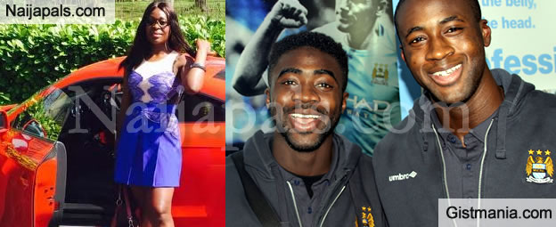 Malawian Prostitute, Sandra Ntonya Claims She Slept With Both Yaya Toure and Kolo Toure