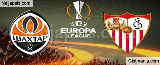 Europa League Semi Finals: Shakhtar Vs Sevilla (8:05 PM 5/5/16) Start Predicting!