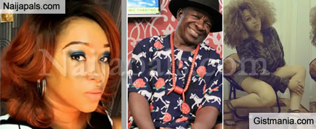 Actress/Producer Shirley Ann Sues Actor Stephen Alajemba To Court For Bringing His Girlfriend On Set