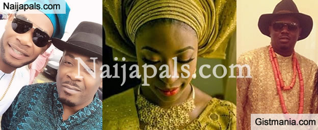 First Photos From Dr. Sid & Simi Osomo's Traditional Wedding Ceremony