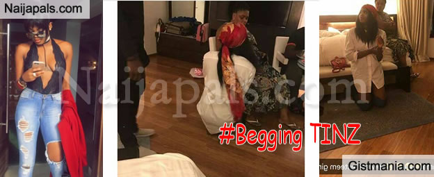 PHOTOS: Instagram Slay Queen, Tejupretty Finally Caught In Lagos Party After Evading Creditor For 2 Years