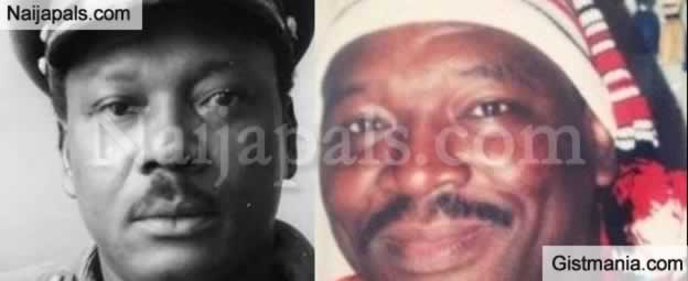 Just In: Son Of Late Head Of State, Gen. Aguiyi Ironsi Dies At 54