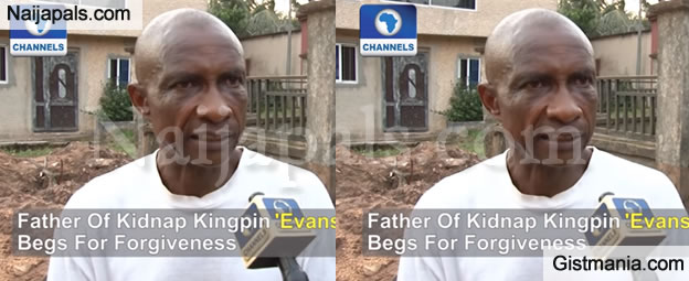 VID: Nigerians Forgive My Son & Take Him To T.B Joshua For Deliverance - Evans' Father, Stephen Begs