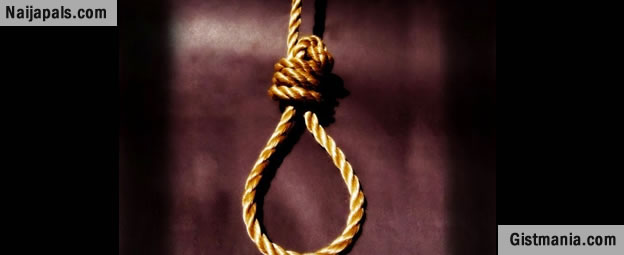40 Years Old Tarish College Employee, Femi Oguntomi Hangs Himself In Kano State Over Hardship