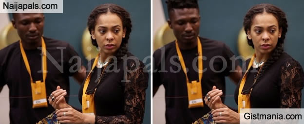 #BBNaija: Nigerians Blast Tboss After She Said 'Efe Is Only Down To Earth Because He Lacks Exposure