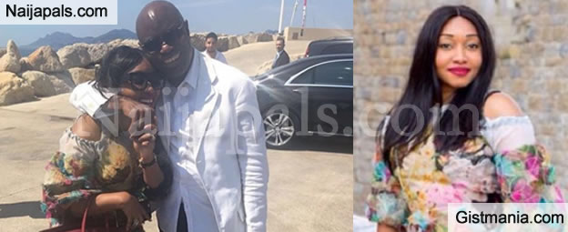 Billionaire Polo Boss, Obayuwana and Daughter, Jenifer Spotted At Canes Festival - Photos