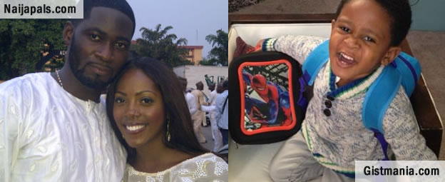Tiwa Savage Has Not Cooked Home Made Food For Me In Our 3 Years Of Marriage - Teebillz