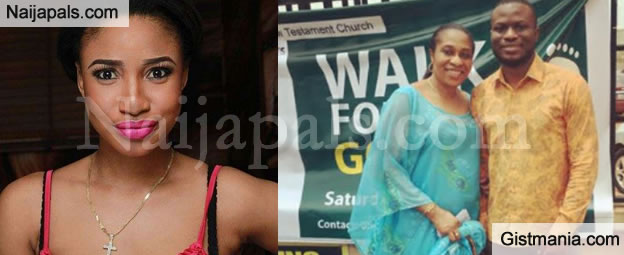 Churchill's Brother, Tokunbo Reacts To Tonto Dikeh Paying Her Bride Price - Gistmania