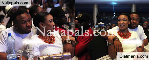 Actress Tonto Dikeh Churchill Eulogizes Husband As They Mark 1st Wedding Anniversary