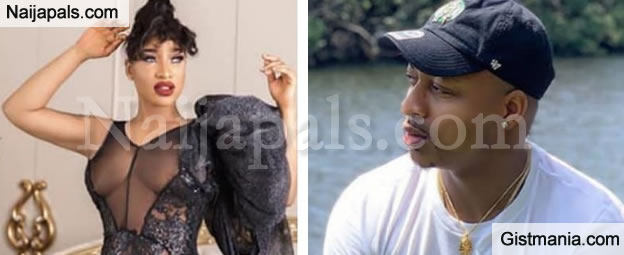 Ik Ogbonna Attacks Tonto Dikeh Again, Claims He Does Not Have Time For Her Drama