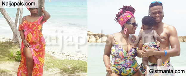 Toolz And Husband, Captain Tunde Vacation In Montego Bay, Jamaica - PICTURES