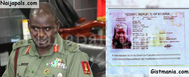 """I Bought My Dubai Property With My Savings,"" - Tukur Buratai Reacts To Scam Allegations"
