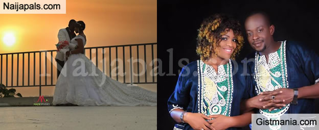 Two Special Assistants To Cross River Governor Wed Themselves In Calabar (Photos)