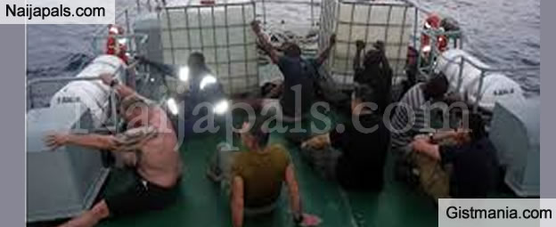 Greek And American Citizens Among The Suspected Pirates Arrested In Nigeria (Photos)