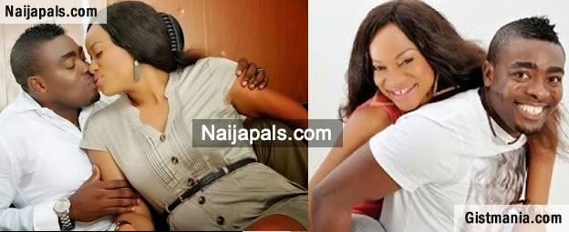 Huh! Actress Uche Nnanna Flaunts the Man She's Getting Married To
