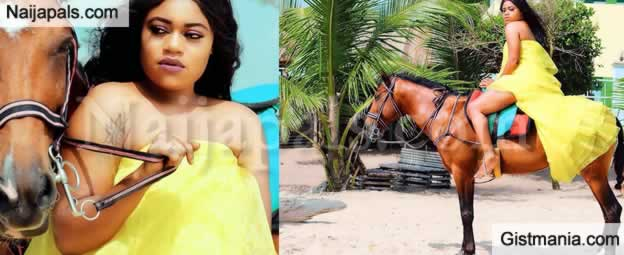 New Photos Of Yoruba Movie Actress, Victoria Kolawole