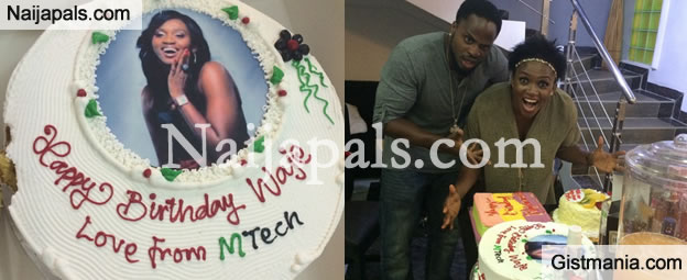 Photos: Friends Celebrate Waje As She Clock A Year Older Today