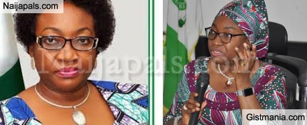 JUST IN: President Buhari sacks Winnifred Oyo-Ita As HoS, Appoints Yemi-Esan, Extends Tenure Of 7 Perm Secs